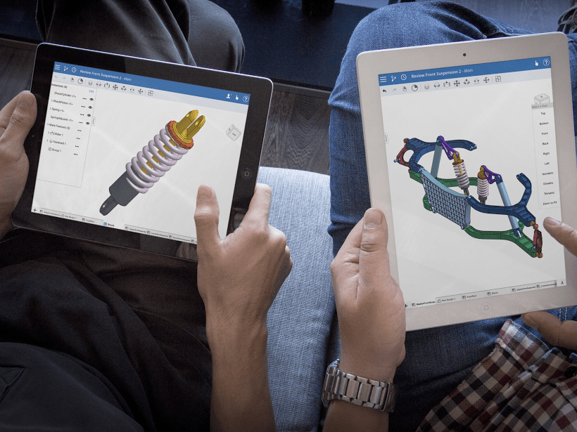 Tablet Collaboration