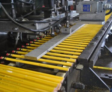 pencil manufacturing, general pencil company