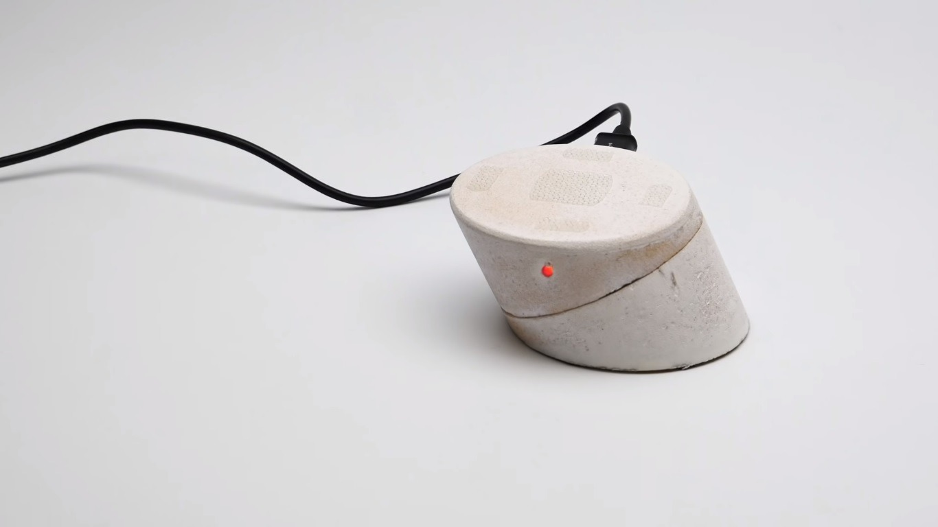 Rotating Cellphone Charger Prototype