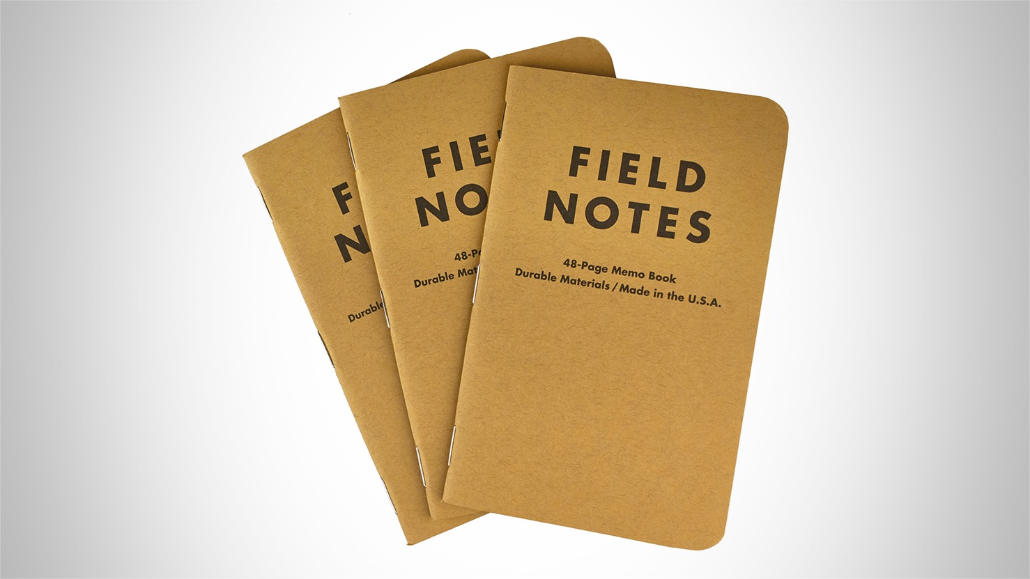 Field Notes Sketchbooks