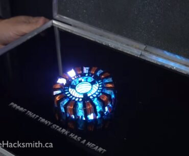 real life arc reactor