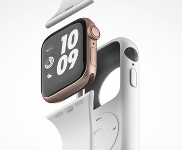 Pod Case for Apple Watch Series 4