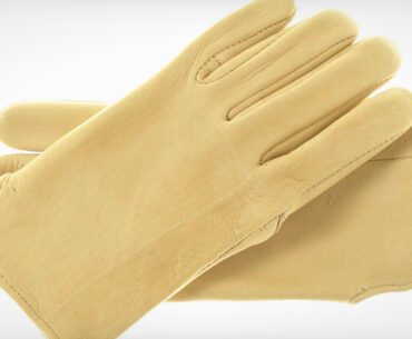 Elk Skin Work Gloves