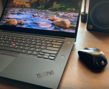 Lenovo ThinPad P1 Mobile Workstation Review
