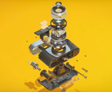 Camera Exploded View
