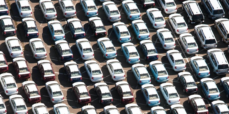 Why Are Parking Lots So Tricky for Self-Driving Cars?