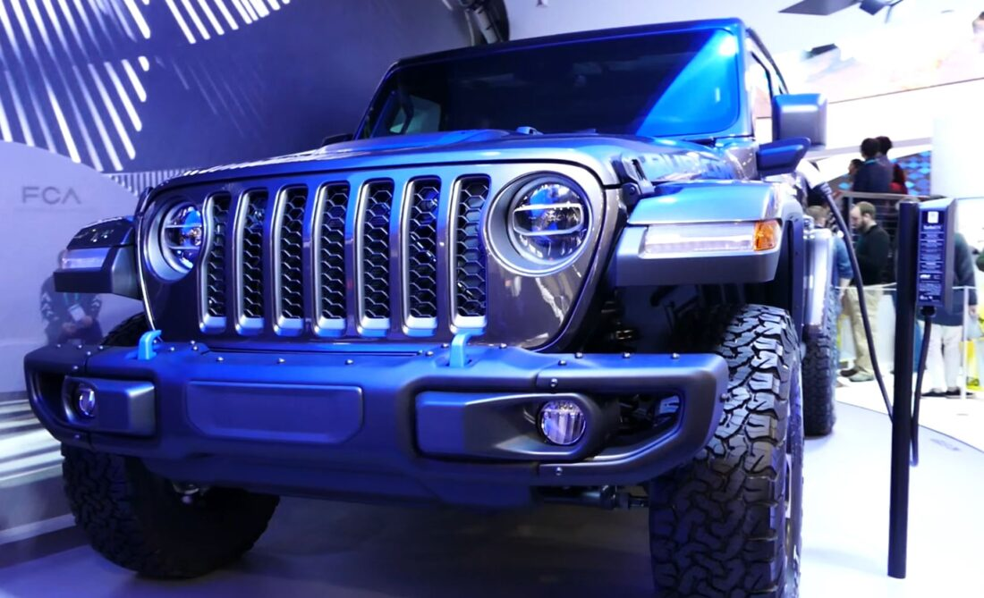We've all been waiting for the electric Jeep and now it's finally here! Wait, were we though?