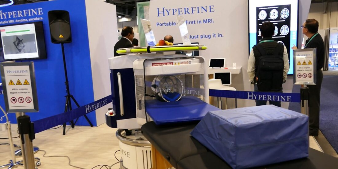 Hyperfine's portable, less expensive MRI machine has the potential to bring impactful changes to the medical industry.