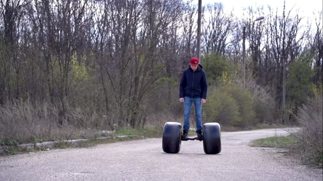 f1 hoverboard