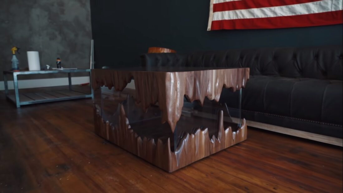 cave table